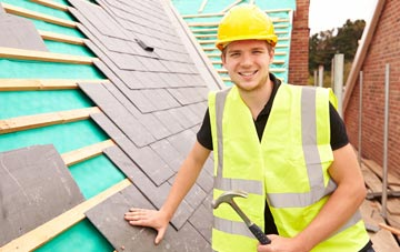 find trusted Powys roofers